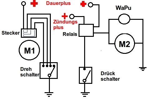 Erfreut Schaltplan Der Wasserpumpe Ideen - Die Besten Elektrischen ...